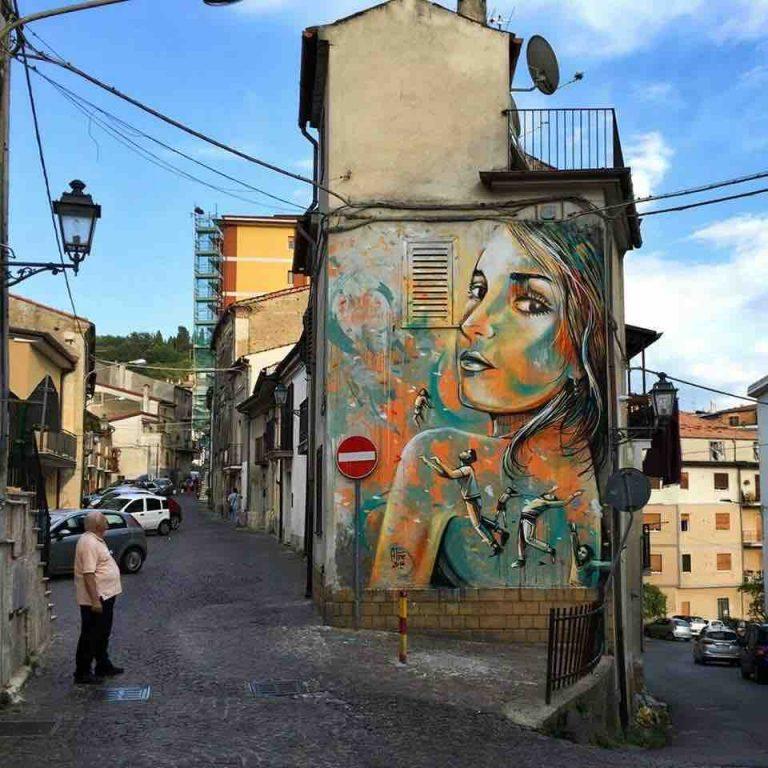 Alice Pasquini, Rogliano 2016